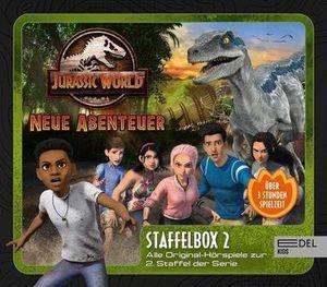 Jurassic World - Neue Abenteuer Staffelbox 2