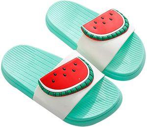 Sommer Hausschuhe Mädchen Jungs Badelatschen Kinder Pantoletten Damen rutschfest und Leicht Strand Slippers Eltern-Kind Sandalen