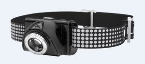 Led Lenser LED Kopflampe SEO 7 RB (schwarz) 220 lm, 130 m, wiederaufladbar