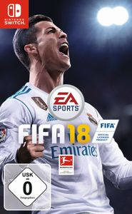 Electronic Arts Fifa 18 Standard Nintendo Switch Deutsch Videospiel