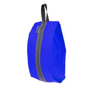 1 Stück Schuhe Tasche Farbe Blau