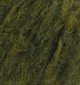 Lana Grossa - Lala Berlin Furry - Fb. 15 oliv 50 g