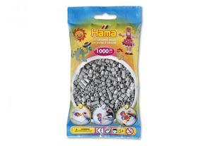 Hama-Perlen Grau 1000Stück, 1Beutel