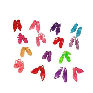 60pair / set sortierte Schuhstiefel für zufällige Farbe / Art der 29cm