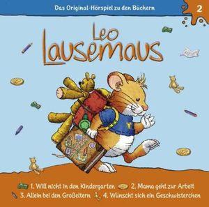 Leo Lausemaus will nicht in den Kindergarten (2)