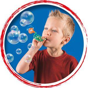 Pustefix 2 Bubble-Halme