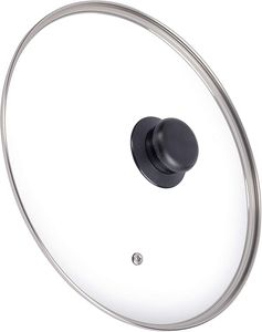 ONVAYA® Glasdeckel 28 cm   Pfannendeckel   Topfdeckel