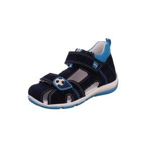 superfit Baby - Jungen Sandalen in Blau, Größe 21