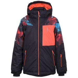 Icepeak Jungen Skijacken in der Farbe Orange - Größe 128