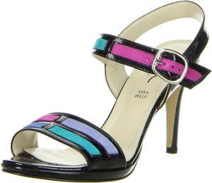 Vista Damen Sandaletten mehrfarbig, Größe:38, Farbe:Mehrfarbig