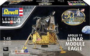 Revell 03701 - 1:48 - Montagesatz - Shuttle - Apollo 11 Lunar Module Eagle - Apollo - 75 Stück(e) Revell