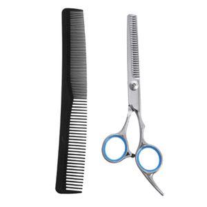 7\'\' Haarschere Friseurschere Friseur Effilierschere aus Edelstahl