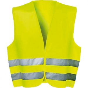 Warnweste Neon Norm EN ISO 20471 Arbeitsschutz Verkehrssicherheit reflektierend