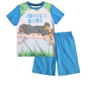 Disney Das Dschungelbuch Shorty-Pyjama blau