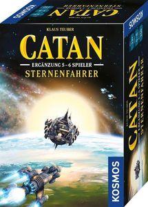 Kosmos Catan - Sternenfahrer Erweiterung Ergänzung 5-6 Spieler