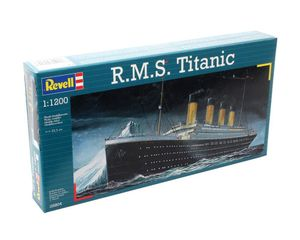 Revell 05804 1:1200 R.M.S. Titanic
