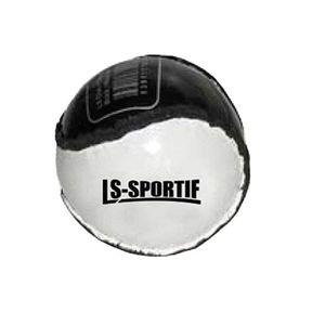 """LS Sportif - Kinder Sliotar-Ball """"Club and County"""" RD555 (Einheitsgröße) (Schwarz/Weiß)"""