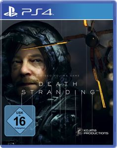 Sony PS4 Spiel Death Stranding [PS4]