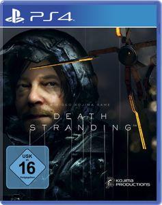 Sony PS4 Spiel Death Stranding [PS4]