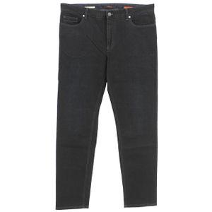23304 Alberto, Pipe,  Herren Jeans Hose, Stretchdenim, blackblue , W 38 L 34