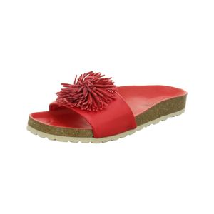 Verbenas Damen Pantolette in Rot, Größe 41