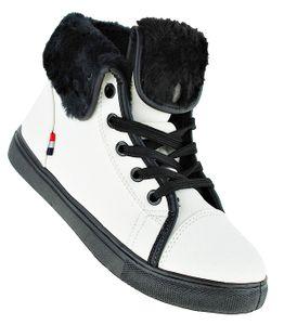 Art 632 Winterstiefel Stiefel Winterschuhe Damenstiefel Damen, Schuhgröße:39