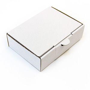 200 Warensendungen 150 x 105 x 46 Maxibriefkarton Post Maxibrief Karton in WEISS