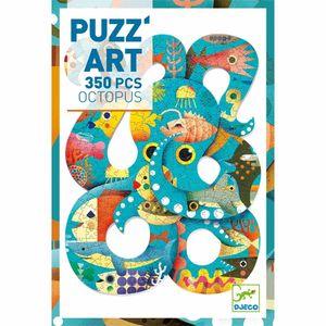DJECO Puzzle Gallerie: Octopus - 5