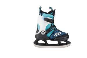 K2 MARLEE ICE Schwarz / Weiß / Blau Jungen
