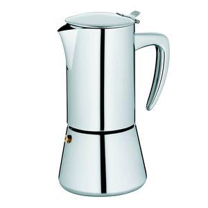Kela Espressokanne Latina Edelstahl 20cm 10,5cmØ 300ml, 10836