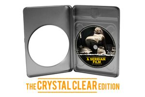 A Serbian Film [Steelbook - Crystal Clear Edition]