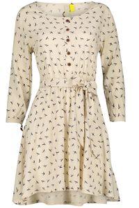 alife and kickin Scarlett LongAK Dress Damen Jerseykleid