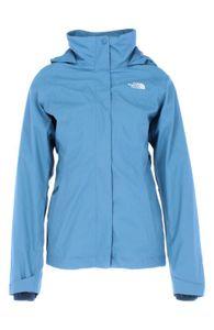 The North Face Evolve II Triclimate Damen Wasserdichte Doppeljacke innen Fleecejacke, Größe:S, Farben TNF:PROVICIAL BLUE