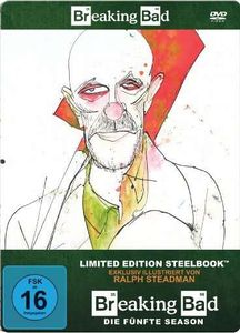 Breaking Bad Season 5 (Steelbook) -   - (DVD Video / Sonstige / unsortiert)