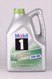 5 Liter MOBIL ESP ESP 1 MB 229.31 MB 229.51 MB 229.52 VW 504 00 VW 507 00 PSA B71 2290 Porsche C30 DEXOS 2 PSA B71 2297 VW 502 00 VW 505 00