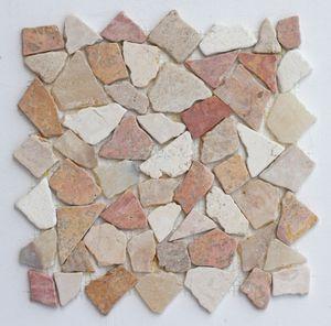 Mosaikfliesen Stein  - M-005 - Marmor Onyx Wandfliesen Bodenfliesen Badfliesen - Naturstein Fliesen Lager Verkauf Stein-mosaik Herne NRW
