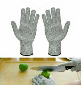 1 Paar Schnittschutzhandschuhe Küche Schnittfeste Arbeitshandschuhe 22CM