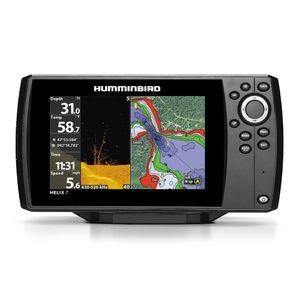 Humminbird Helix 7 CHIRP Mega DI GPS Fischfinder Echolot G3