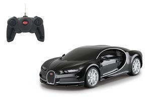 Bugatti Chiron 1:24 schwarz 27MHz
