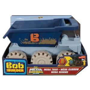 Bob der Baumeister Mega Rumms Riesengroßes Fahrzeug