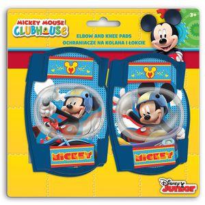 Mickey Mouse Ellebogen- und Knieschoner für Kinder ab 3 Jahren