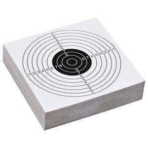 ILoveamber 100 Stk. Papier-Zielscheiben 15×15 cm