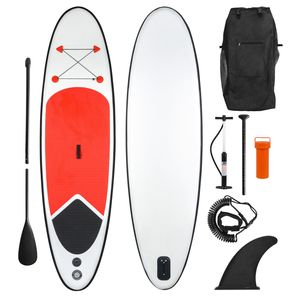 Aufblasbares Stand up Paddleboard 2 Größen , Stand up Paddleboard:XL 305x71x10 cm