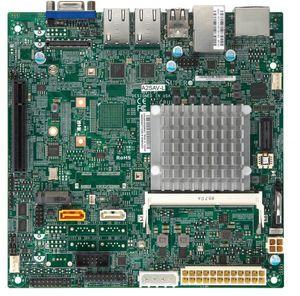 Supermicro A2SAV-2C-L - Mini-ITX - System auf Chip - BGA 1296 - DDR3L-SDRAM - Intel® HD Graphics - U