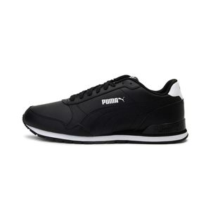 PUMA ST Runner v2 Full L Low Boot Sneaker Schwarz Schuhe, Größe:42
