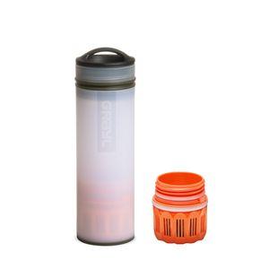 Grayl Ultralight Compact Outdoor- & Reisewasserfilter Alpine White & Ersatzfilter