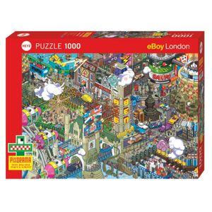 London Quest - 1000 Teile, 70 x 50 cm