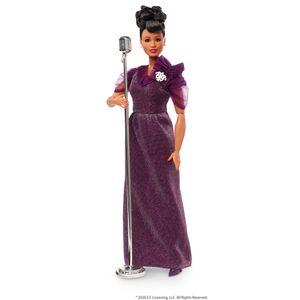 Barbie Signature Inspiring Women Ella Fitzgerald Barbie Puppe