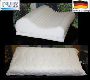Hofmann´s Orthopädisches Relax DT Nackenstützkissen Stützkissen 40x80 cm