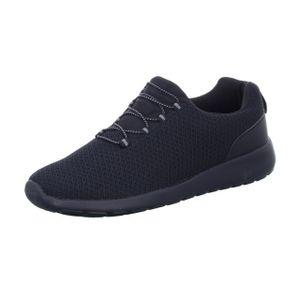 Sneakers Herren-Sneaker-Slipper SLIP ON Schwarz, Farbe:schwarz, EU Größe:42